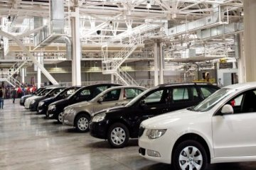 Ukraine's market of new passenger cars decreased by half - UkrAutoProm