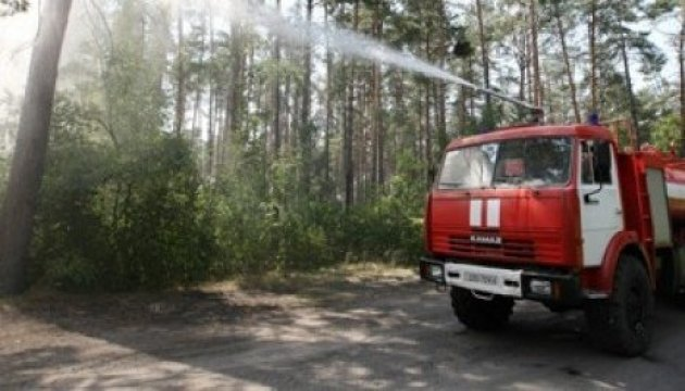 Critical fire weather conditions expected in some regions of Ukraine in coming days