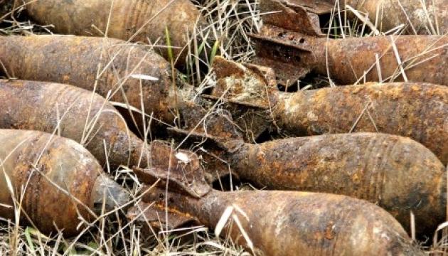 У селищі на Прикарпатті вилучити 16 боєприпасів часів війни