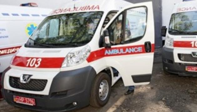 В харьковско госпитале боец АТО покончил жизнь самоубийством