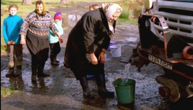 300.000 Menschen in Oblast Donezk ohne Wasserversorgung