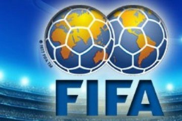 Ukraine drops to 30th spot in FIFA rating