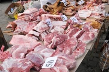 Dieses Jahr überstieg Schweinefleischimport in die Ukraine den Export um das 10-fache