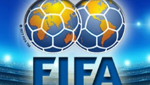 Ukraine climbs to 24th spot in FIFA ranking
