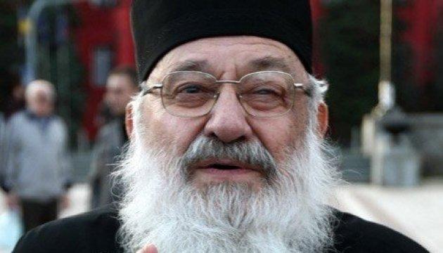 Une minute de silence en hommage à l'ancien chef de l'Eglise gréco-catholique ukrainienne,  Sa Béatitude le cardinal Lubomyr Husar