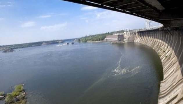 Andritz Hydro modernisiert Wasserkraftwerk Dnipro 1