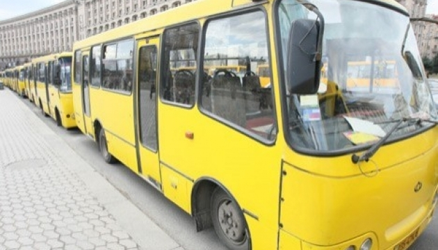 В Киеве с завтрашнего дня дорожают маршрутки