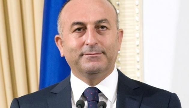 Mevlüt Cavusoglu: Türkei unterstützt territoriale Integrität der Ukraine