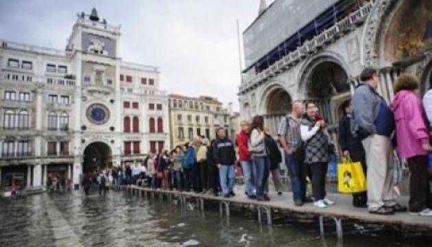 Уже в 2100 году Венеция может оказаться под водой