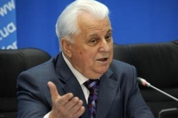 Wojna we wschodniej Ukrainie - Krawczuk przypomniał o udziale USA w negocjacjach