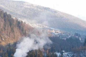 Warnung vor Lawinengefahr in Karpaten