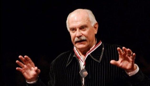 Nikita Mikhalkov n'est plus le bienvenu en Ukraine