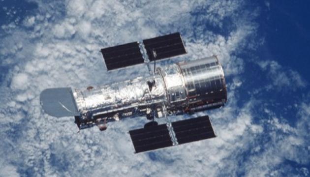 Hubble показал спиральную галактику в созвездии Голуб