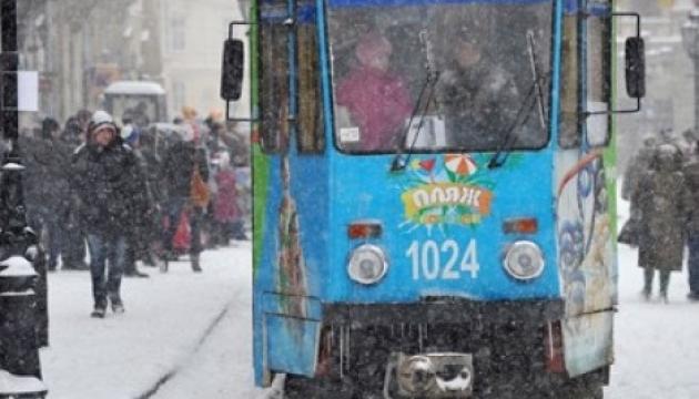 У Києві планують повністю оновити рухомий склад швидкісного трамваю