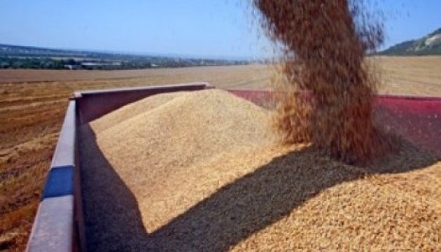 Ukraine has already exported nearly 25 mln tons of grains
