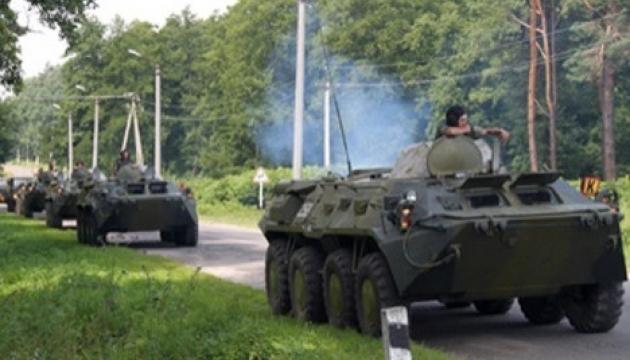 Rapid Trident 2017 military exercises end in Ukraine