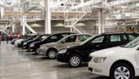 Verkauf von Neuwagen im März gestiegen