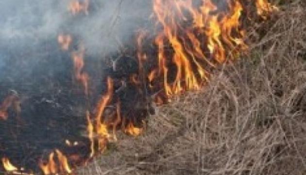 Рятувальники попереджають: надзвичайна пожежна небезпека збережеться до 12 вересня