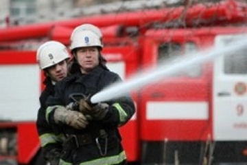 Aujourd'hui marque la Journée des pompiers ukrainiens