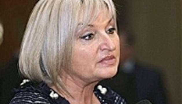 """""""Я думаю, это может быть на последующих пленарных неделях"""", - Ирина Луценко об отчете Кабмина в Раде - Цензор.НЕТ 7283"""