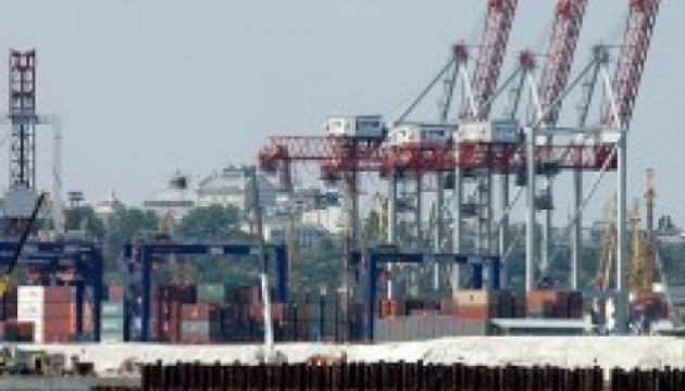Уряд удвічі зменшив прогнозні показники чистого прибутку Одеського морпорту