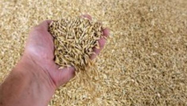 Україна вдесятеро збільшила експорт зерна до Азії