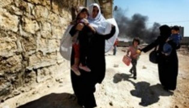 Із сирійського Хомса евакуювали 2,5 тисячі людей