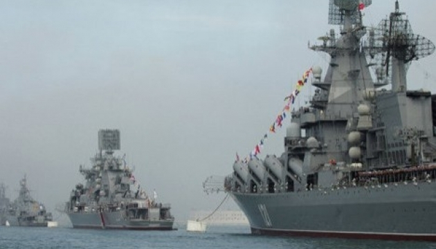 Russia redeploys ships of Baltic and Northern fleets to Sevastopol, violates agreement with Ukraine