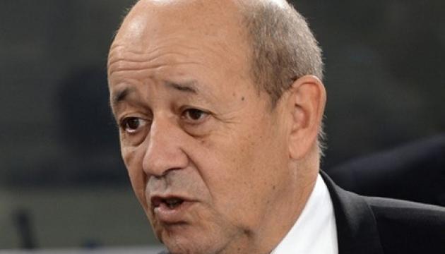 Le ministre français des Affaires étrangères satisfait des réformes ukrainiennes, mais rappelle le besoin d'un tribunal anti-corruption