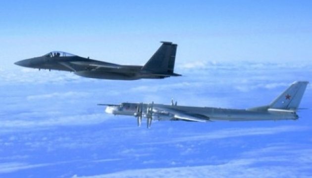 Американські ВПС відреагували на провокацію російських Ту-95 біля Японії