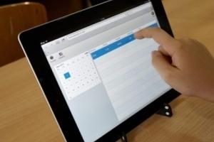Los presos ucranianos tienen permitido usar tableta para acceder a Internet