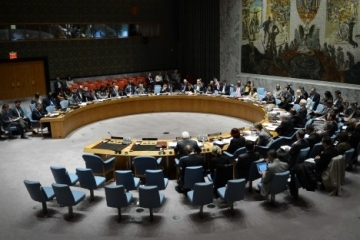 Ukraine calls on UN to react to conflicts more quickly