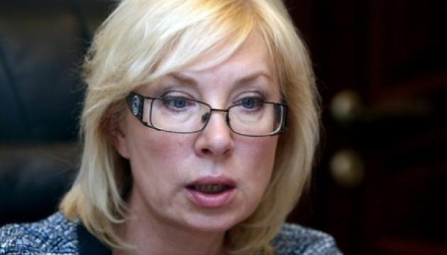 Russia proposes Denisova visit Sentsov after June 22