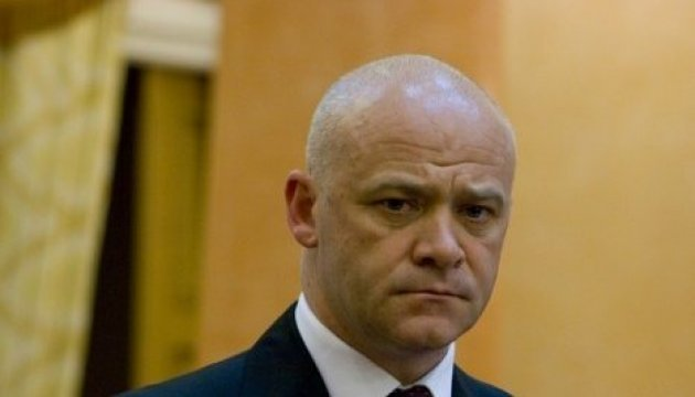 Odesa mayor Trukhanov served with notice of suspicion at Boryspil airport