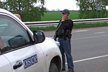 OSCE mission records over 600 explosions in Donbas