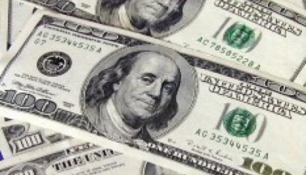 На міжбанку долар залишився на рівні 26,21 гривні
