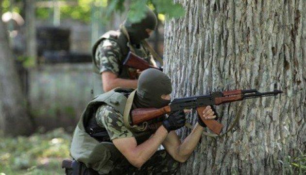 Soldat in Marjinka verwundet