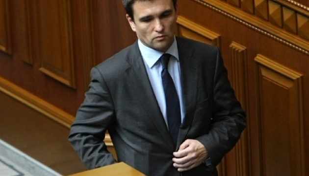 Klimkin reist nach Mazedonien