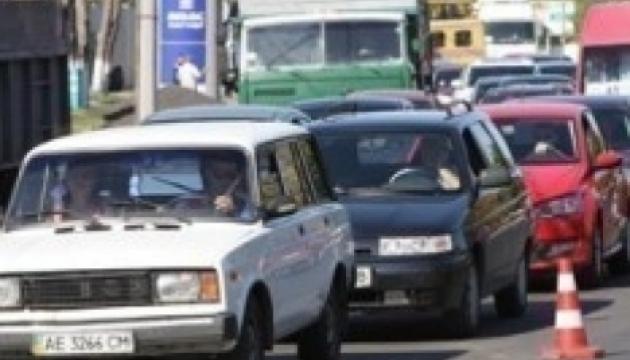 У Києві вночі частково перекриють рух Дегтярівською