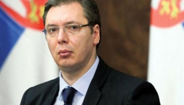 Ukrainian, Serbian presidents meet in Turkey