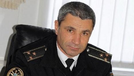 El comandante de la Armada de Ucrania se reunió con su homólogo estadounidense