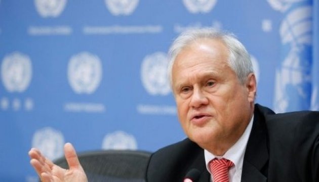 Sajdik reveals the results of latest Trilateral Contact Group meeting in Minsk