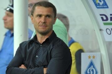 Fußball: Rebrov wird bald Cheftrainer der Nationalmannschaft der Ukraine