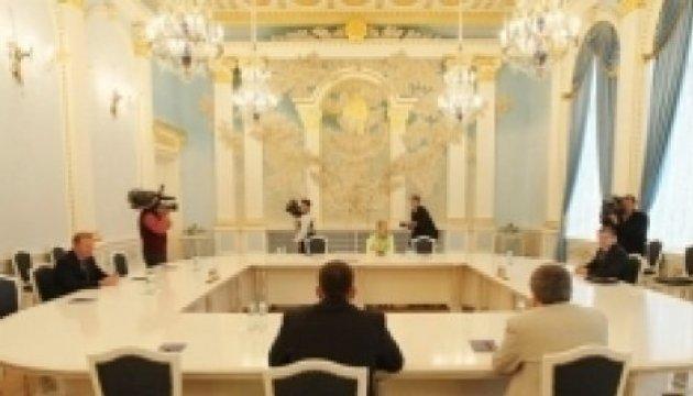 Представители Украины в Трехсторонней группе вылетели на 80-е заседание