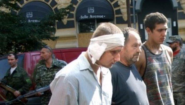Ukraine kann 313 Personen gegen Geiseln aus besetzten Gebieten austauschen