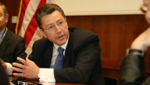 New US envoy for Ukraine: US considering issue of sending weapons for Ukraine