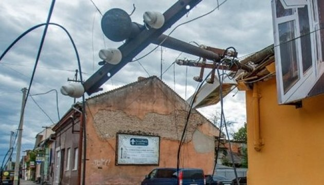 Ukraine's Emergency Service: 390 towns and villages still without electricity