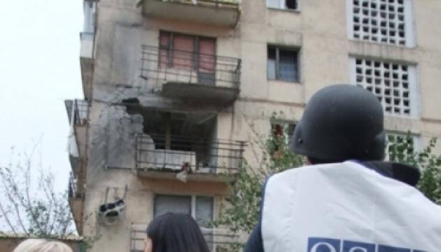 OSCE : Le nombre d'explosions dans le Donbass a chuté de 80%