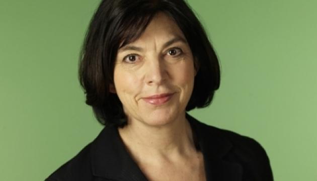 Eurodiputada Harms visitará Kyiv del 26 de octubre al 2 de noviembre