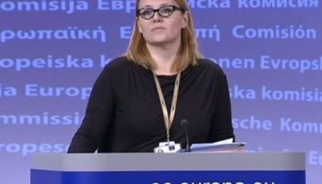 EU sees 'encouraging signals' in disengagement process in Donbas